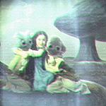 Padmé, age 7, on Shadda-Bi-Boran